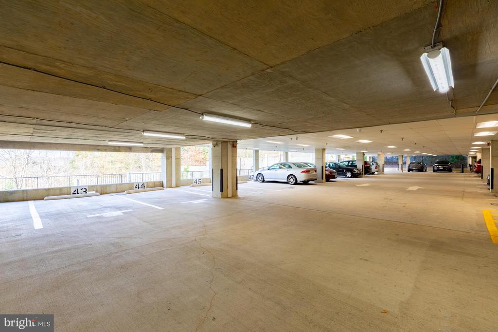 Under building parking with assigned space #44 - 11326 ARISTOTLE DR #4-303, FAIRFAX