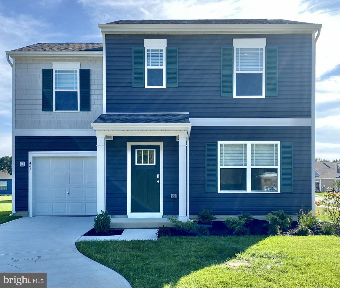 Single Family Homes для того Продажа на Camden, Делавэр 19934 Соединенные Штаты