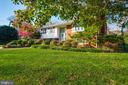 Lovely curb appeal - 10300 WOOD RD, FAIRFAX