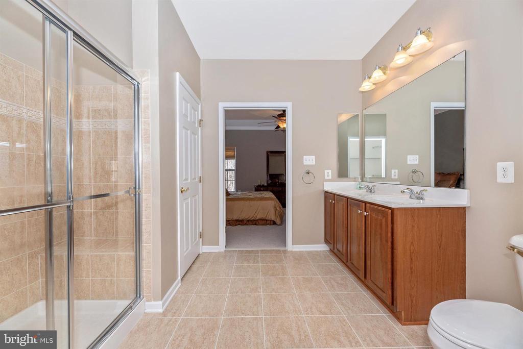 Primary Bathroom - 10574 EDWARDIAN LN #131, NEW MARKET