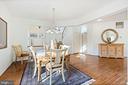 formal dinning room - 20660 SHOAL PL, STERLING