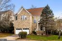 beautiful brick front colonial. - 20660 SHOAL PL, STERLING