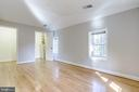 Large private office in primary suite 2 - 3412 ALABAMA AVE, ALEXANDRIA