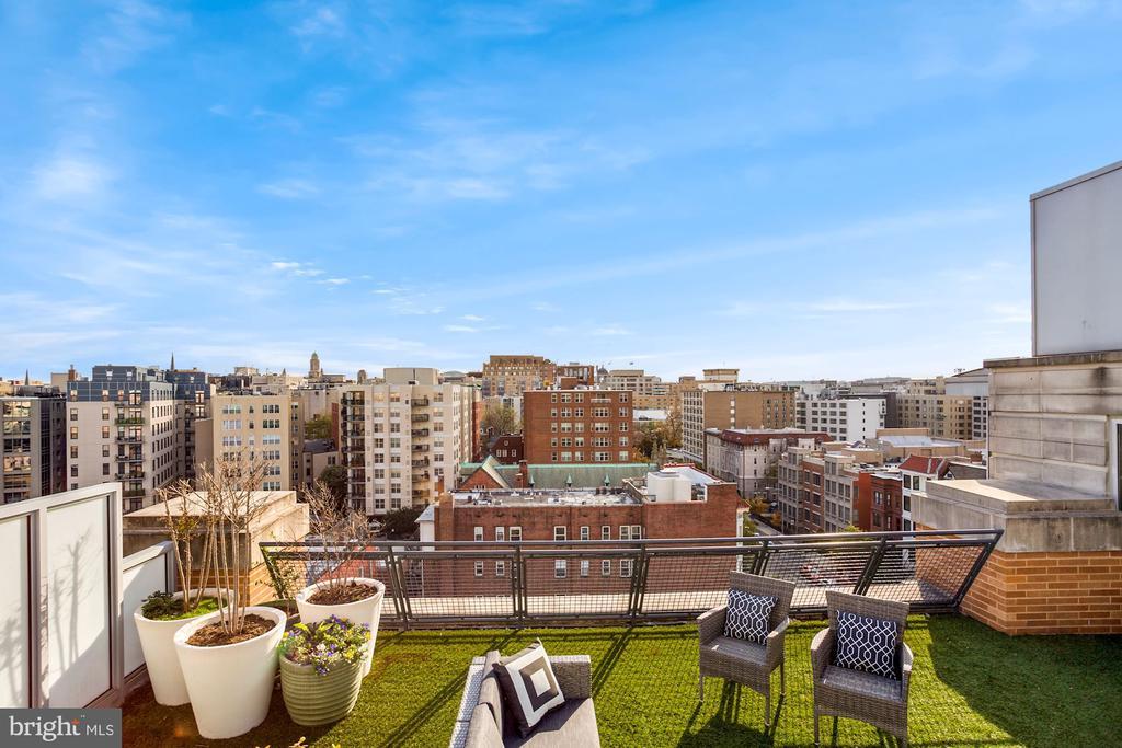 The city views! - 1515 15TH ST NW #708, WASHINGTON