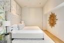 Or privacy by closing the paneled wall - 1515 15TH ST NW #708, WASHINGTON