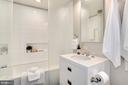 First floor full bathroom - 1515 15TH ST NW #708, WASHINGTON