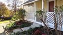Kitchen porch - 4343 39TH ST NW, WASHINGTON
