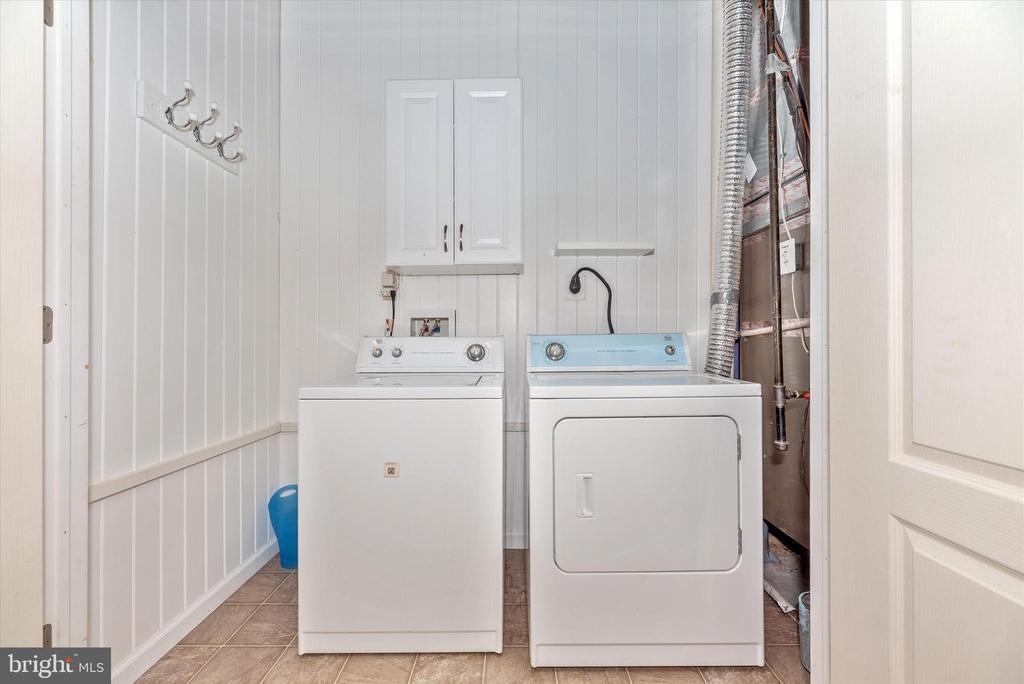Laundry Area - 2179 SWAINS LOCK CT, POINT OF ROCKS
