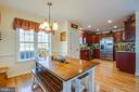 Open and airy - 628 LATANE DR, COLONIAL BEACH