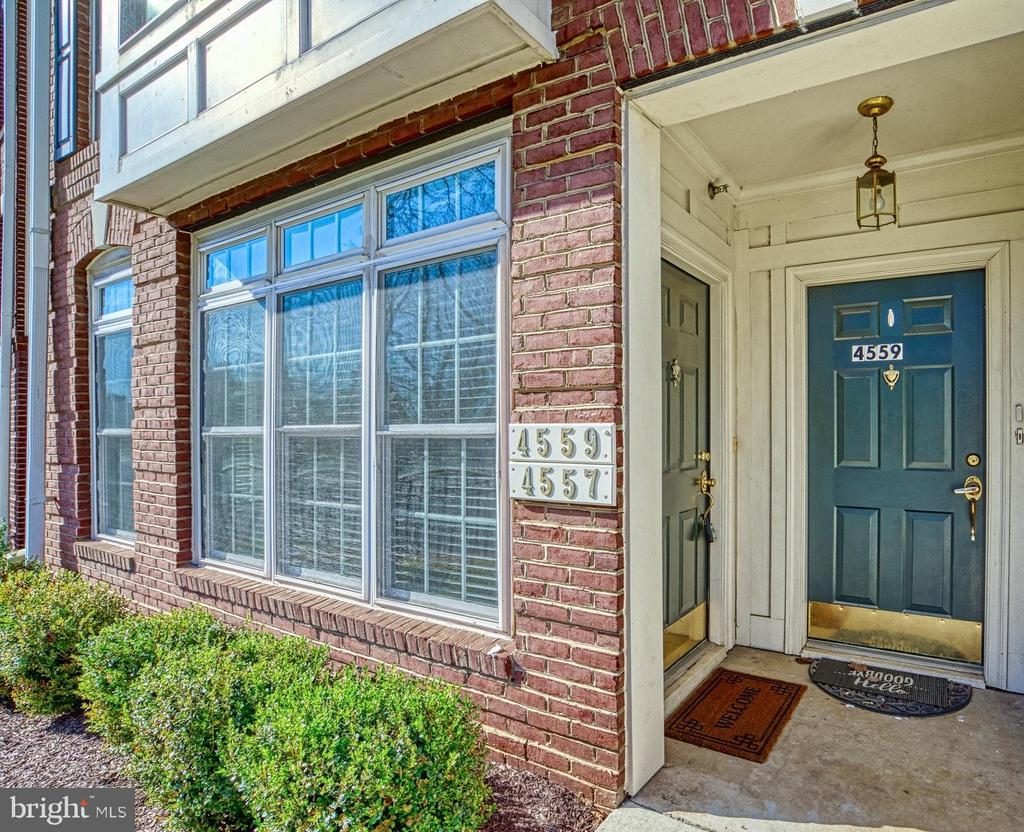 Front Entry - 4557 WHITTEMORE PL #1411, FAIRFAX