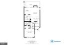 Main level Floor plan - 6922 ELLINGHAM CIR #122, ALEXANDRIA