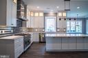 Kitchen - 6614 EDSALL RD, SPRINGFIELD