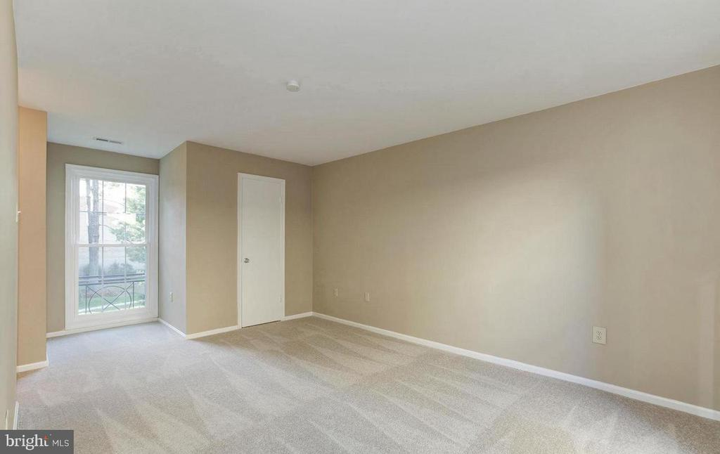 Primary bedroom - 816 QUINCE ORCHARD BLVD #102, GAITHERSBURG