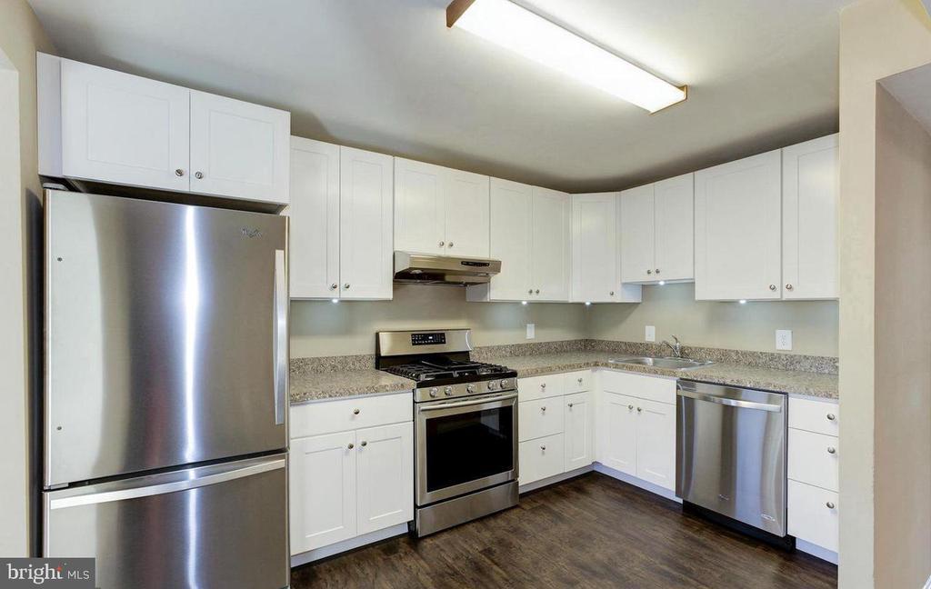 Kitchen - 816 QUINCE ORCHARD BLVD #102, GAITHERSBURG