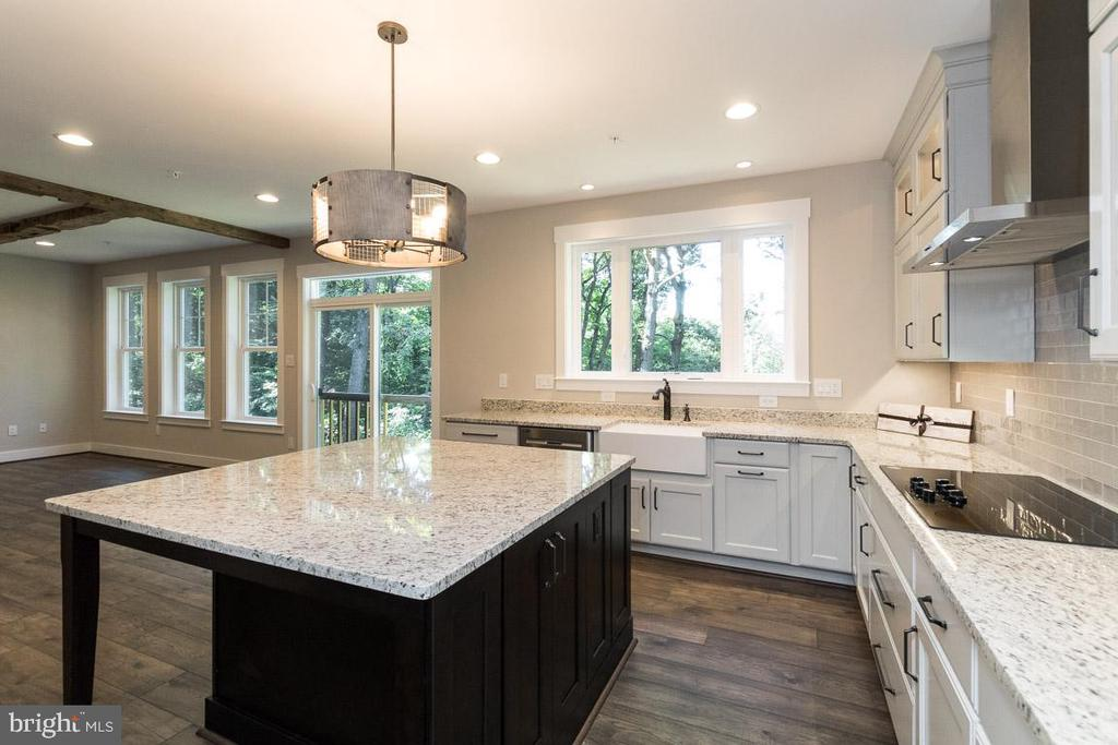 Gourmet kitchen. - 6789 ACCIPITER DR, NEW MARKET