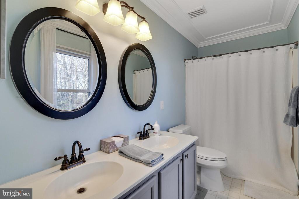 Master Bath - 14859 BUTTONWOOD CT, WOODBRIDGE