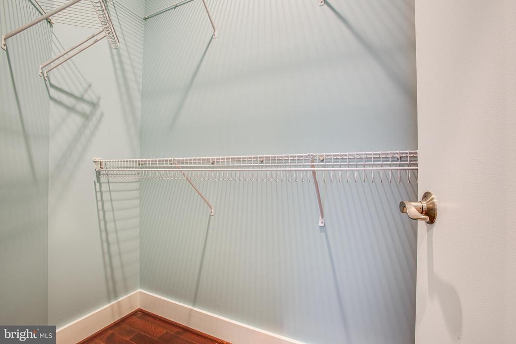 1113 Primary Suite 1 of 2 Closets - 1113 CAROLINE ST, FREDERICKSBURG