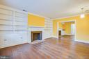 1113 2nd Floor Bedroom with Pocket Doors - 1113 CAROLINE ST, FREDERICKSBURG