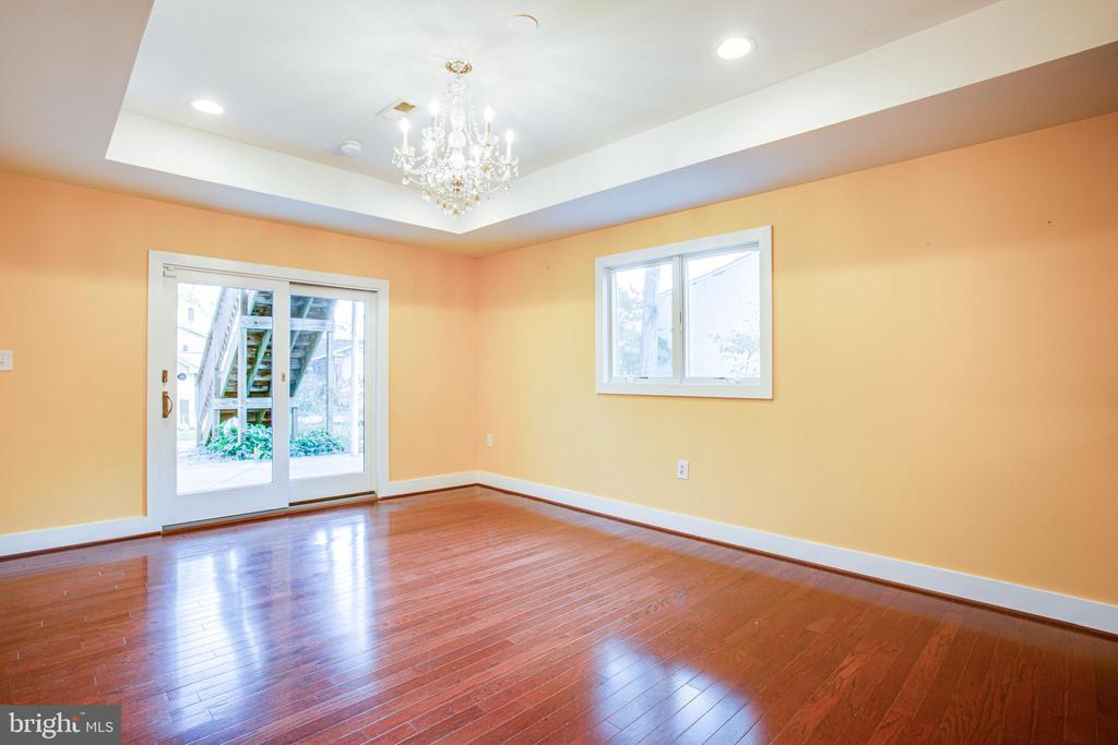 1113 Dining Room Leads to Ext. Patio - 1113 CAROLINE ST, FREDERICKSBURG