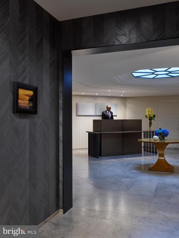 24 hour Staffed Concierge Desk - 2660 CONNECTICUT AVE NW #6C, WASHINGTON