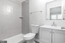 Master Bath - 201 N FIR CT, STERLING