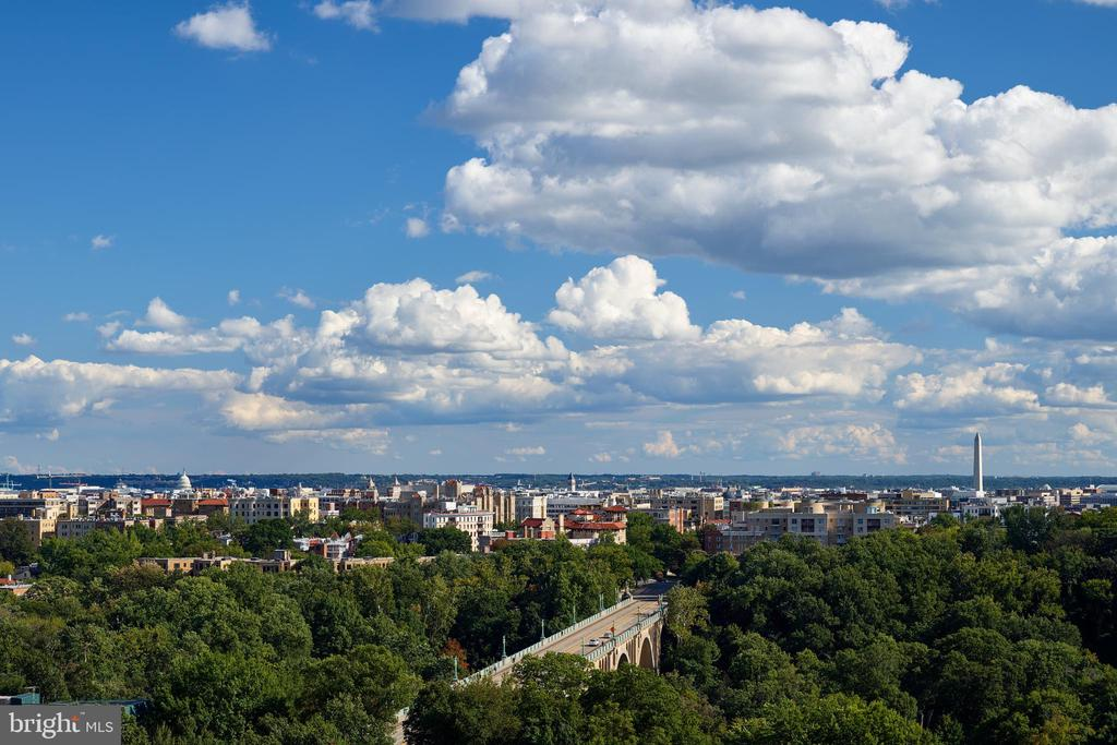 Views for Days from Residence PH-3 - 2660 CONNECTICUT AVE NW #PH-D, WASHINGTON