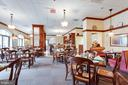 Terrific restaurant on property - 19385 CYPRESS RIDGE TER #605, LEESBURG