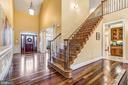 Grand Foyer - 24018 BURNT HILL RD, CLARKSBURG