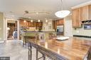 Breakfast Room - 24018 BURNT HILL RD, CLARKSBURG