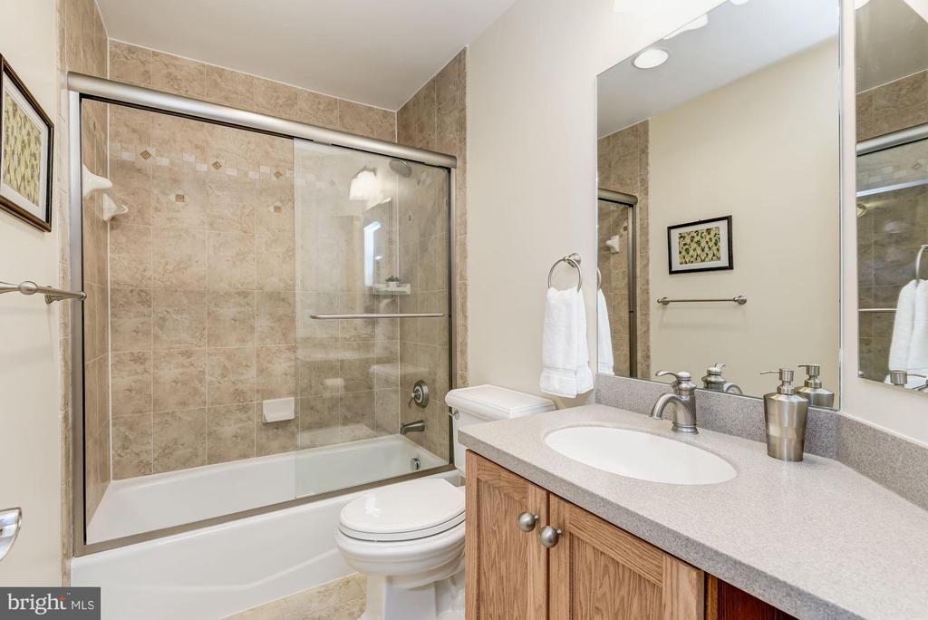 Full Bath - 24018 BURNT HILL RD, CLARKSBURG