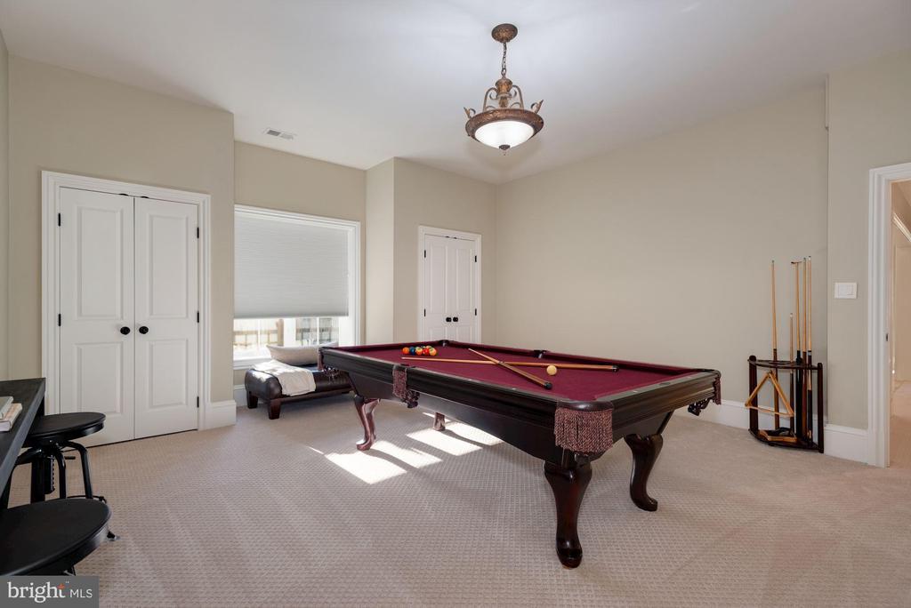 Billiards Room / Bedroom #6 - 6622 MALTA LN, MCLEAN