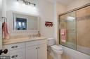 Bedroom #4 Bath - 6622 MALTA LN, MCLEAN