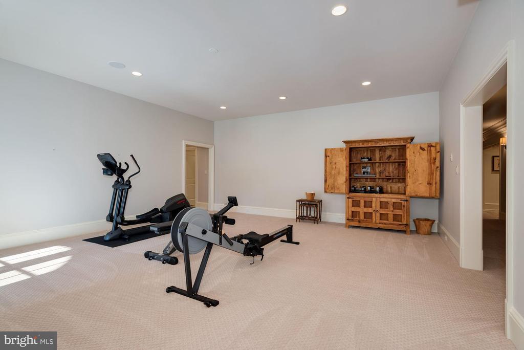 Fitness Room - 6622 MALTA LN, MCLEAN
