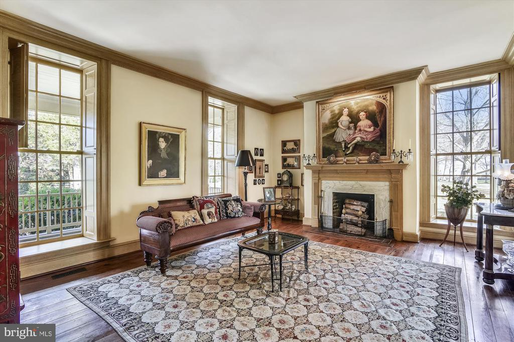 Parlor - 22956 CARTERS FARM LN, MIDDLEBURG