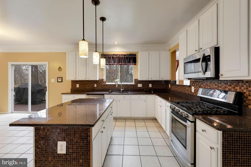 Updated Kitchen - 12529 STRATFORD GARDEN DR, SILVER SPRING