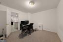 th Bedroom in basement - 12529 STRATFORD GARDEN DR, SILVER SPRING