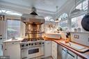 Partial view of kitchen - 330 A ST SE, WASHINGTON