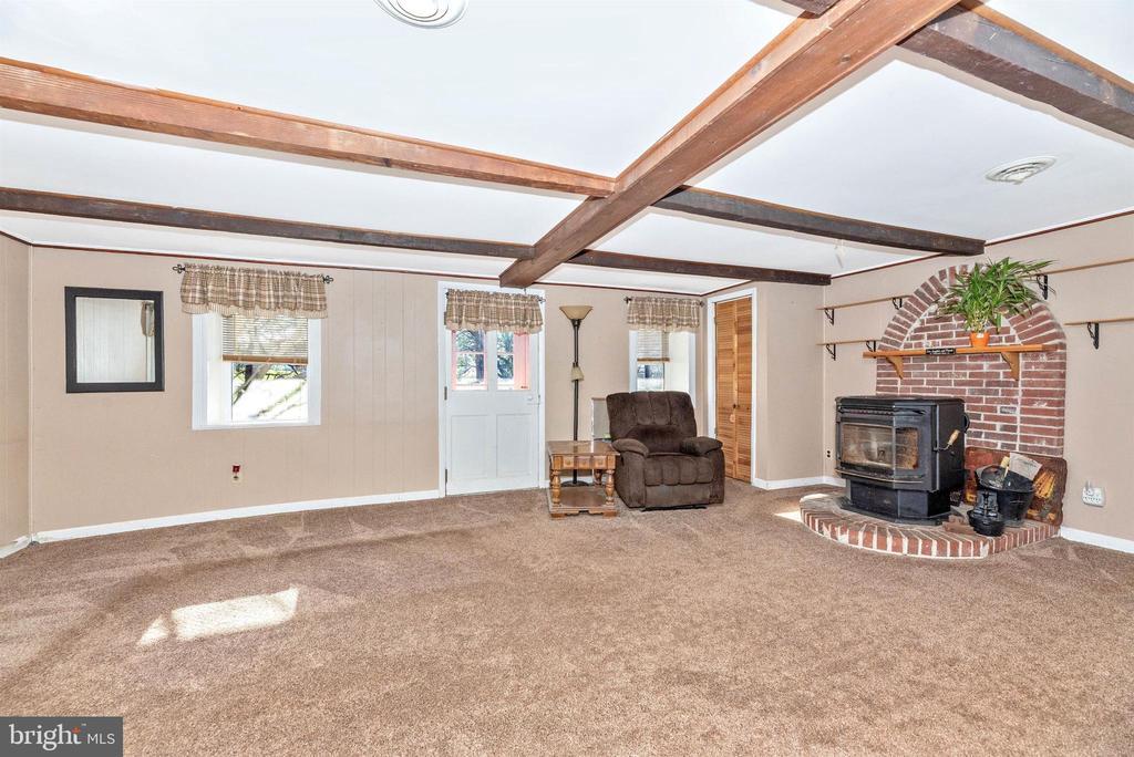 Family Room - 14702 OAK ORCHARD RD, NEW WINDSOR