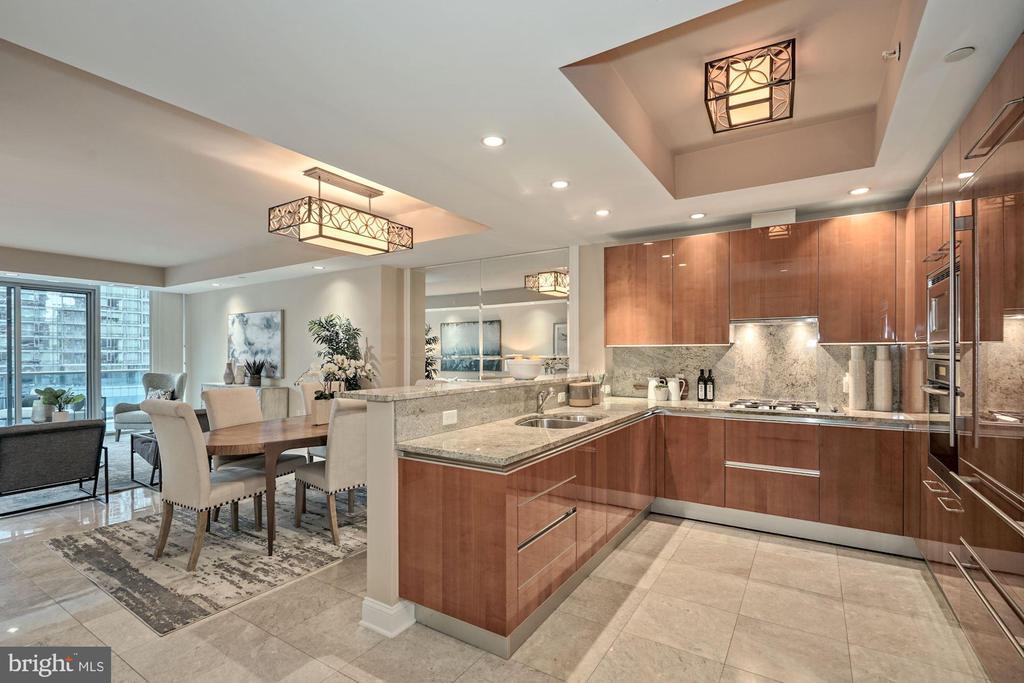 Open Floor Plan - 1881 N NASH ST #509, ARLINGTON