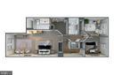 Third Floor - 123 BARNWELL DR, STAFFORD