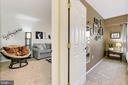 Two large bedrooms! - 403 N BEAUREGARD ST #304, ALEXANDRIA