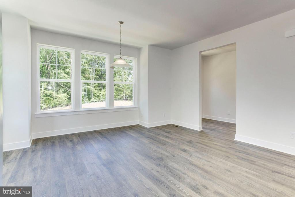 Dining Room - 17700 LONGSPUR COVE LN, DUMFRIES