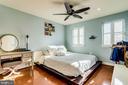 Primary Bedroom - 4133 S FOUR MILE RUN DR #D, ARLINGTON