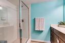 Bathroom Two - 4133 S FOUR MILE RUN DR #D, ARLINGTON