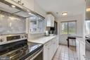New kitchen cabinets and counters tops. - 333 RENEAU WAY, HERNDON