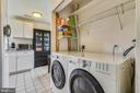 Washer and Dryer convey - 333 RENEAU WAY, HERNDON