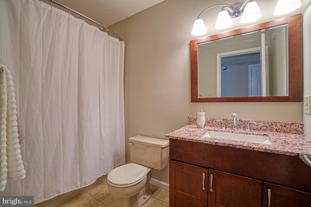 Lower Level Full Bath - 18914 SHELBURNE GLEBE RD, LEESBURG