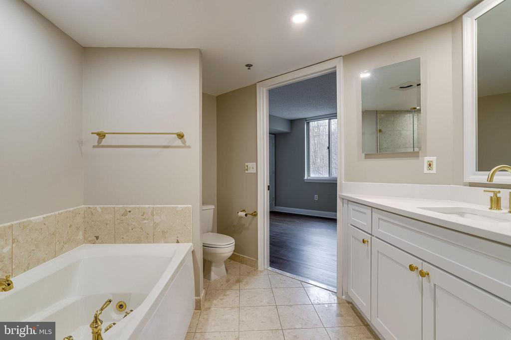 New Vanity & Quartz Counters - 1276 N WAYNE ST #320, ARLINGTON