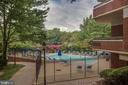Outdoor Pool - 1276 N WAYNE ST #320, ARLINGTON