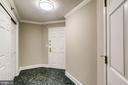 Foyer - 1276 N WAYNE ST #320, ARLINGTON